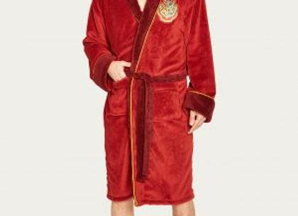 Harry Potter Hogwarts Express 9 3/4 Unisex Fleece Bathrobe