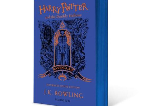 Harry Potter and the Deathly Hallows - Ravenclaw Edition (Paperback)