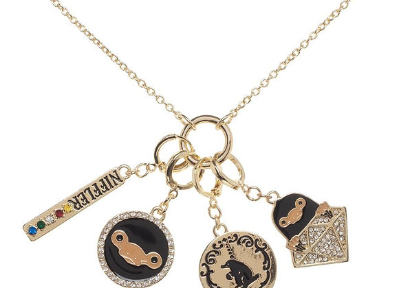 Fantastic Beasts Niffler Multicharm Necklace