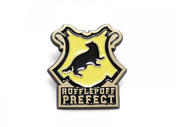 Harry Potter Pin Badge - Hufflepuff Prefect
