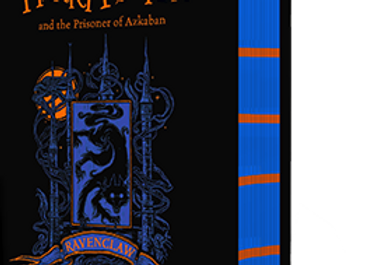 Harry Potter and the Prisoner of Azkaban – Ravenclaw Hardback Edition