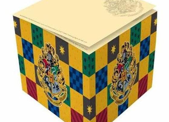 Harry Potter: Hogwarts Memo Cube
