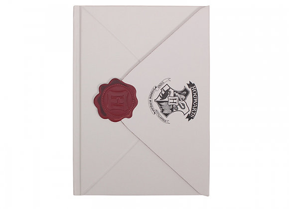 Harry Potter A5 Notebook - Letters