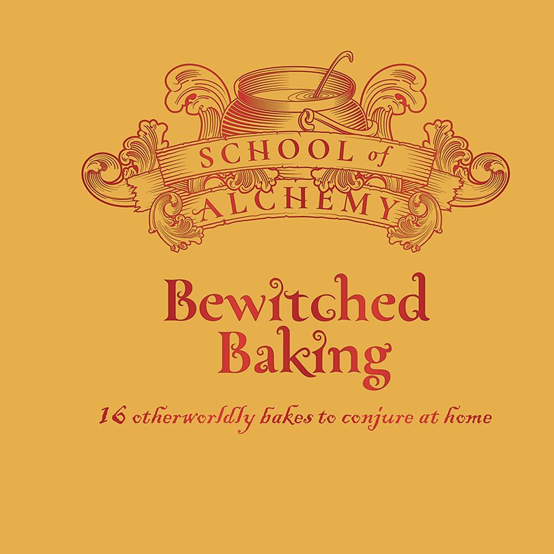 Bewitched Baking Book