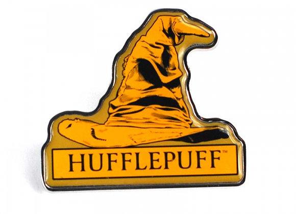 Harry Potter Pin Badge - Hufflepuff Sorting Hat