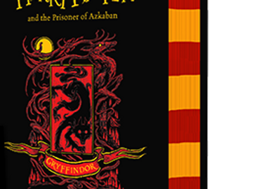 Harry Potter and the Prisoner of Azkaban – Gryffindor Hardback Edition