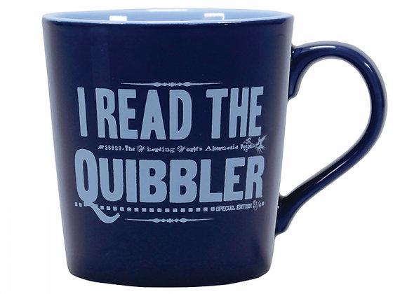 Harry Potter Tapered Mug - Luna Lovegood (Quibbler)