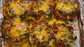 How to Make the Most Delicious Southwest Stuffed Peppers
