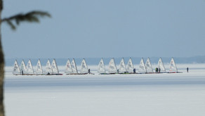 One of Michigan's Best Ballsy Sports ~ Ice Yachting