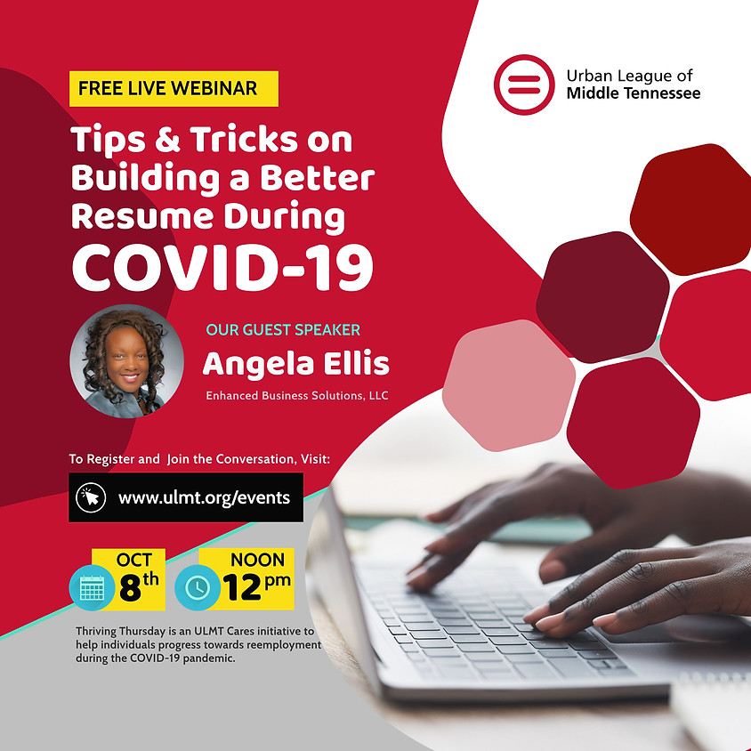 Tips & Tricks on Building a Better Resume During COVID-19