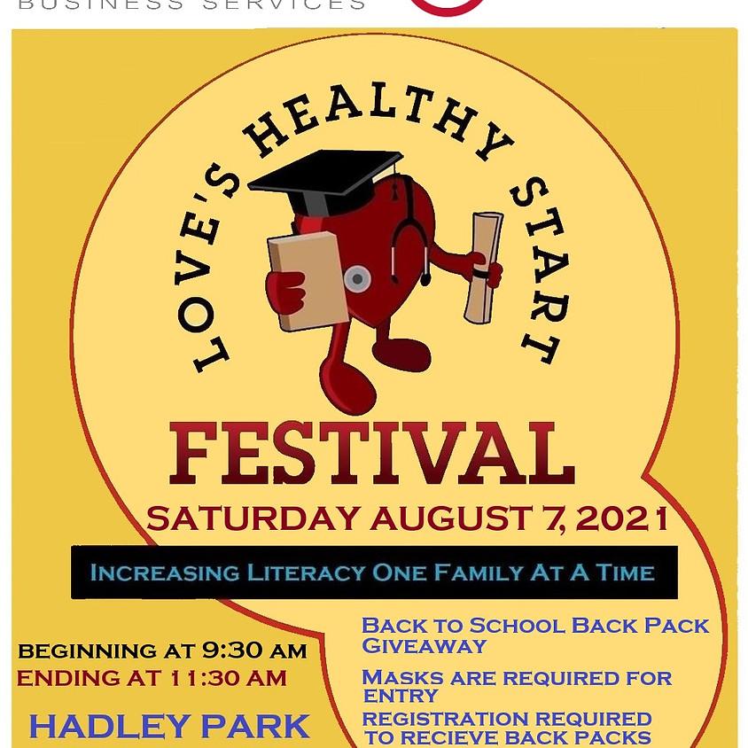 Love's Healthy Start Festival