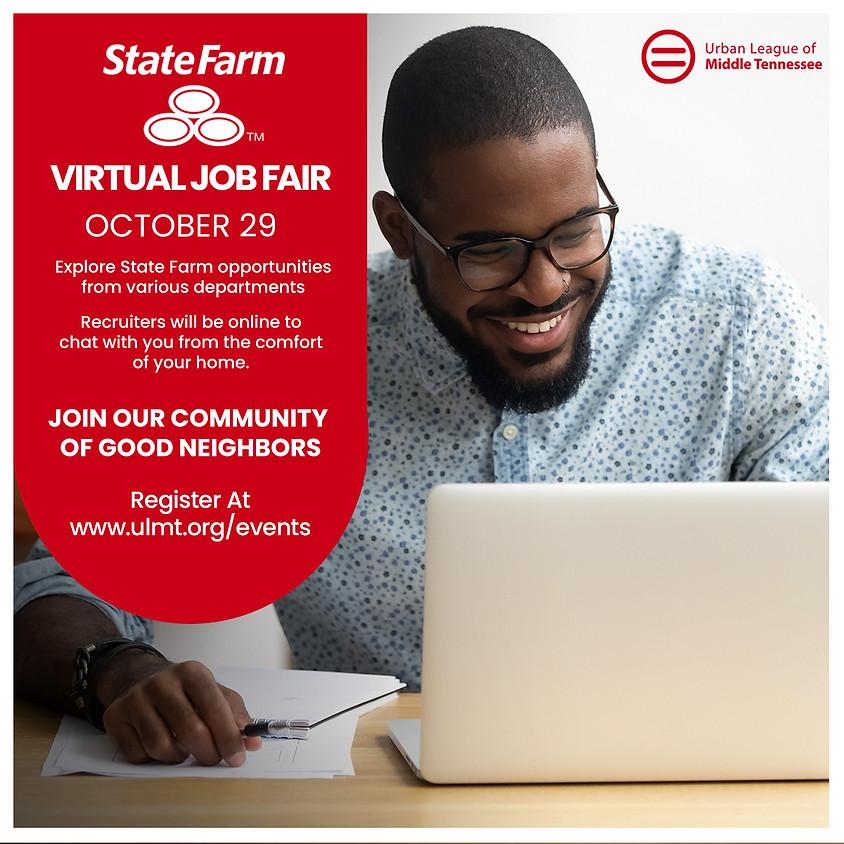 State Farm Virtual Job Fair