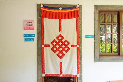 Sala de Meditación y Lectura