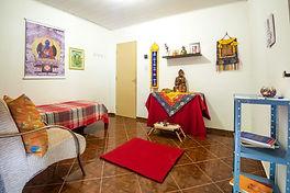 Sala de Meditação - Chapada Diamantina - Pousada