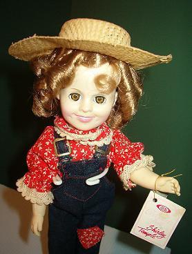 "Shirley Temple as ""Rebecca"""