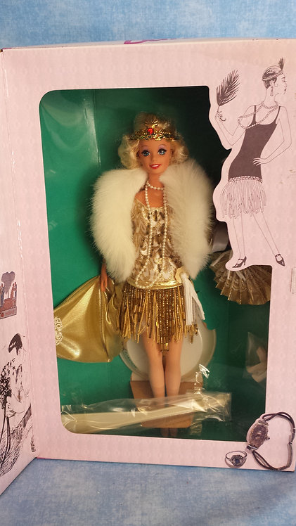 Flapper Barbie