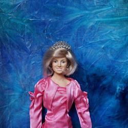 Princess Diana Vinyl Doll by Danbury Mint