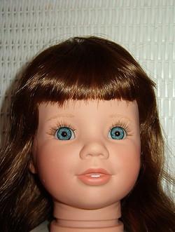 Face 8, Hair Style 8