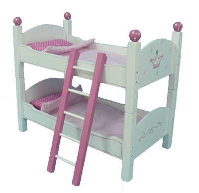 Bunk-beds for 18 inch dolls