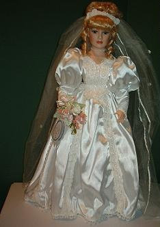 Anne Marie Porcelain Bride