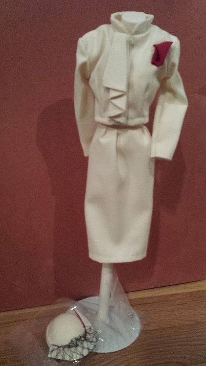 Beige Suit for Princess Di - Danbury Mint