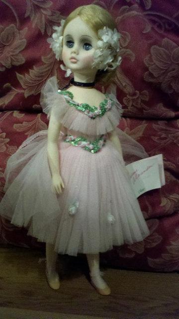 Elise Ballerina - Madame Alexander