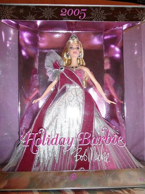 Bob Mackie Holiday Barbie - 2005 - NRFB