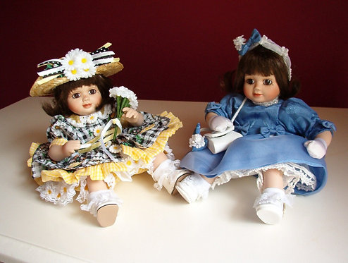 Tiny Tots Olive Mae Duo - Marie Osmond
