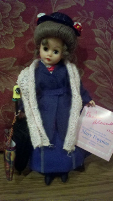 Mary Poppins - Madame Alexander