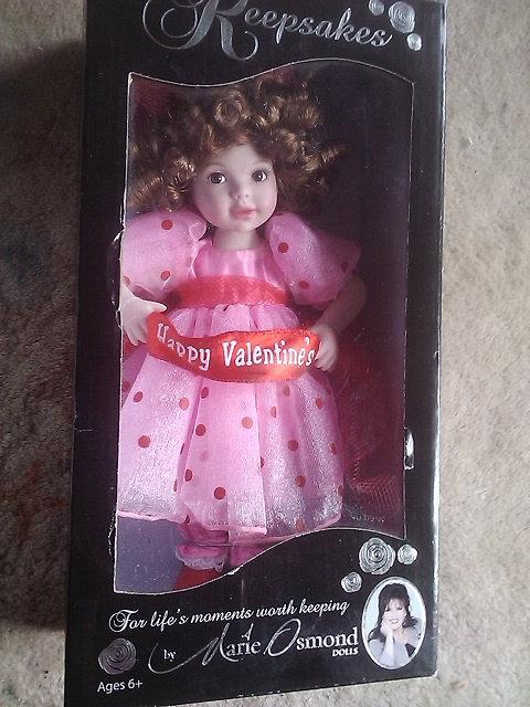 Happy Valentine's Day - Marie Osmond