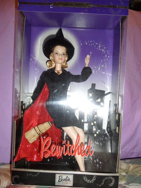 Samantha from TV's Bewitched