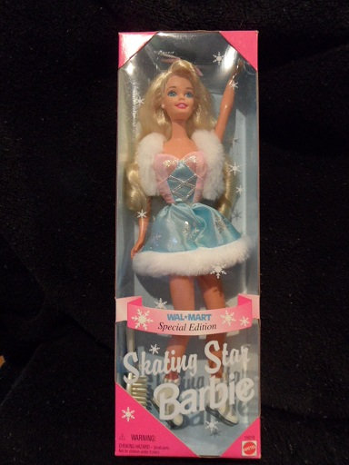 Skating Star Barbie - LE