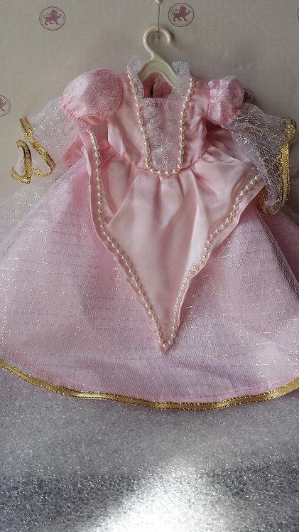 "8"" Ginny French Court Princess Costume"