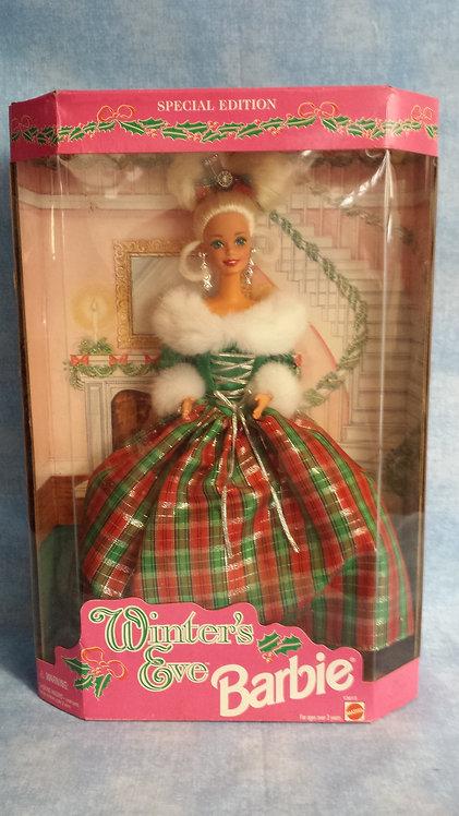 Winter's Eve Barbie