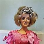 Princess Di  Dressable Vinyl by Danbury Mint