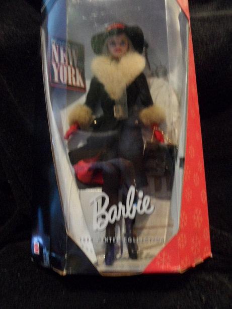New York Shopping Trip Barbie