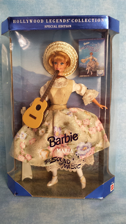 """Barbie as Maria in """"The Sound of Music"""""""