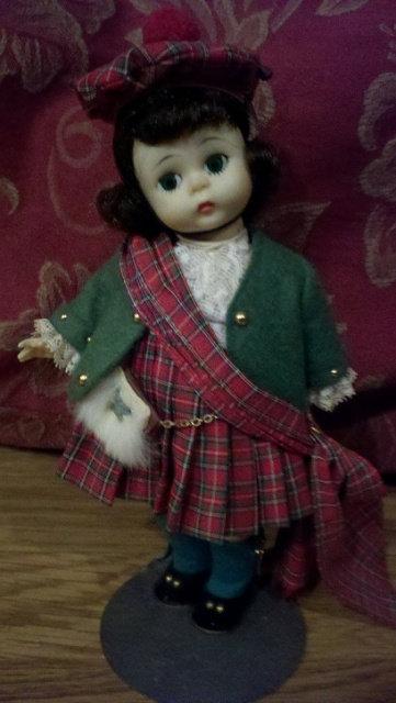 Scotland - Madame Alexander