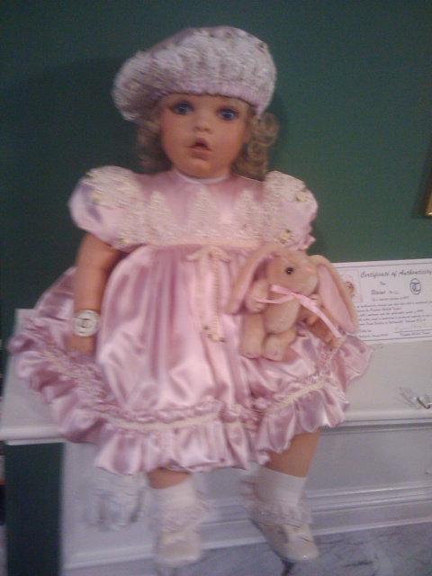 Elaine - Turner Dolls