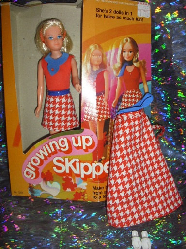 Growing Up Skipper