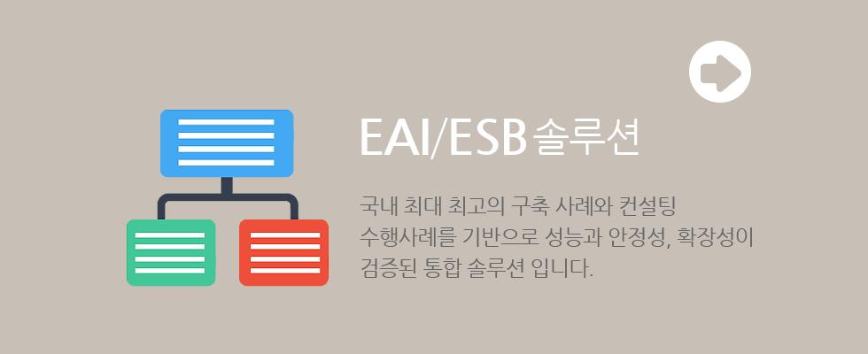 EAI/ESB솔루션