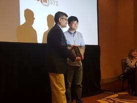 모코엠시스, Integratoin 분야 최고의 파트너사로 선정, IBM Leadership Award for Integration 수상