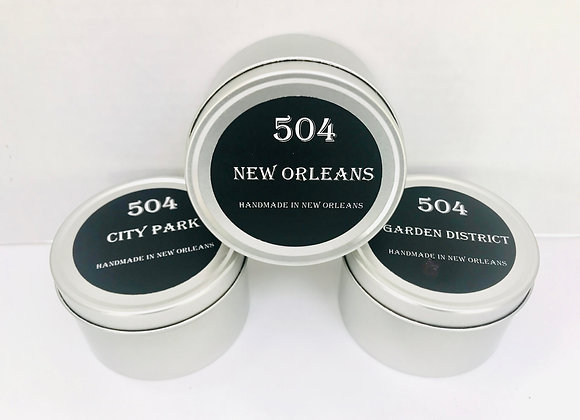 504 Collection 8oz Travel Tin