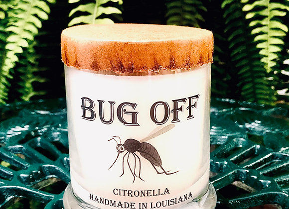 12oz Bug Off Citronella