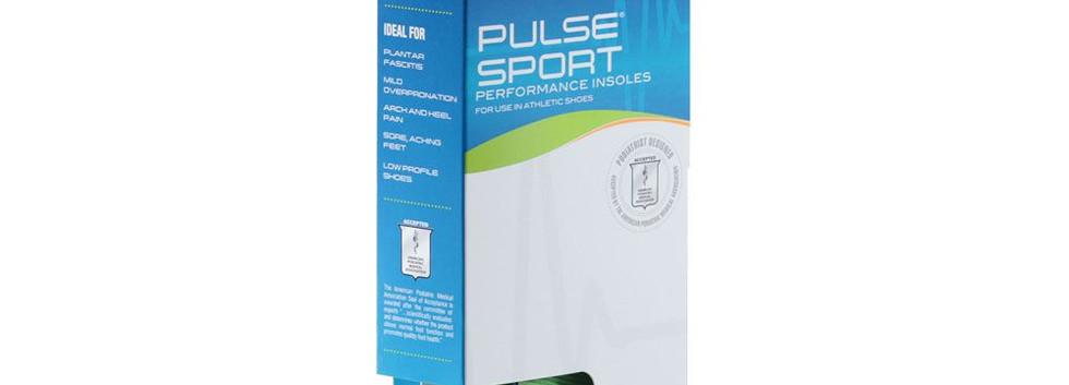 PowerStep Pulse Sport