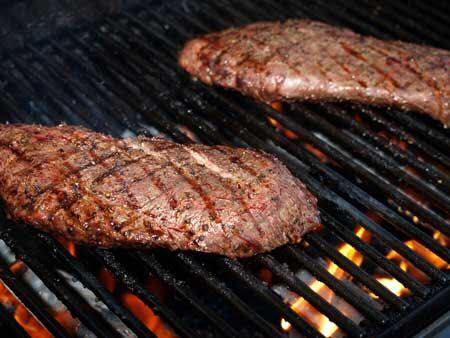 Hopkins legion Post 320 Steak fry tonigh