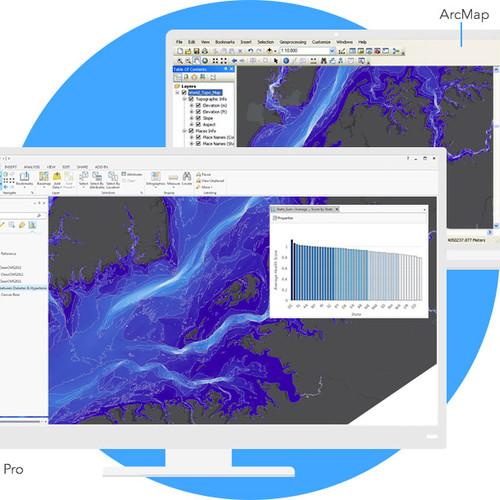 Stappenplan om te migreren van ArcMap naar ArcGIS Pro