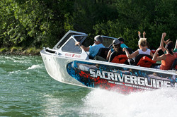 Sacramento River Jet Boat Tour