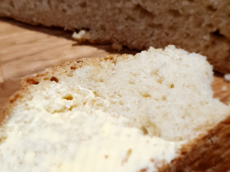 14 things to bake with the kids - Soda Bread