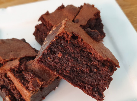14 things to bake with the kids - Chocolate brownies